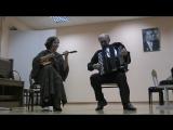 Русский танец. Исп. Вячеслав Семёнов и Наталия Семёнова