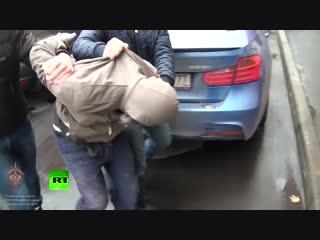 ФСБ пресекла деятельность ячейки ИГ в Московском регионе