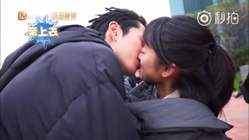 [Meteor Garden 2018] Necktie Kiss Behind the Scene