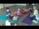 Живая школа музыки Владимира Чардынцева. Фрагмент звуковой медитации от детей
