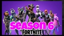 TEMPORADA 6 HIGHLIGHTS ( FORTNITE )
