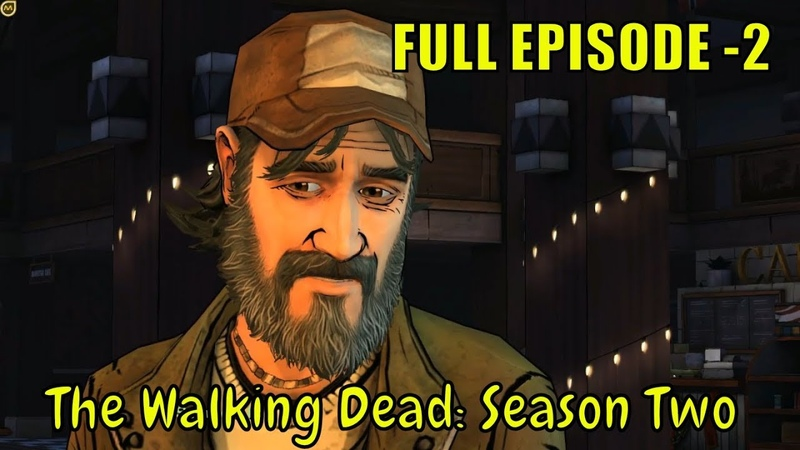 The Walking Dead Season Two 🤵🧛 A house divided 🤵🧛 FULL EPISODE..2 - 1080p HD [ No Commentary ]