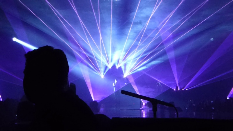 Queen Adam Lambert - Who Wants To Live Forever 17.06.2018 Telenor Arena, Oslo, Norway
