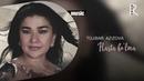 Tojibar Azizova - Hasta bo'lma | Тожибар Азизова - Хаста булма (music version)