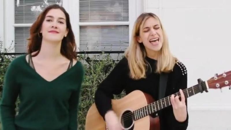 Clara Alonso ft. Olivia Viggiano - Cover No Es Lo Mismo (Alejandro Sanz)
