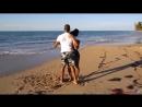 Rodolfo Montaño Castro Franchelle Urbaez bailando con El Chivo Sin Ley de Ramón Isidro Cabrera