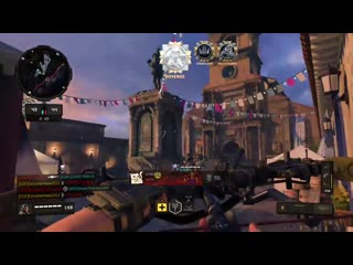 Disgusting outrider kill feed. black ops 4