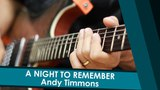 ANDY TIMMONS - A NIGHT TO REMEMBER