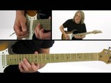 Andy Timmons Guitar Lesson - #7 Arpeggios &amp Triads - Electric Expression