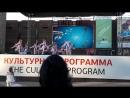 Ростов, библиотека, танец детей, июль 2018