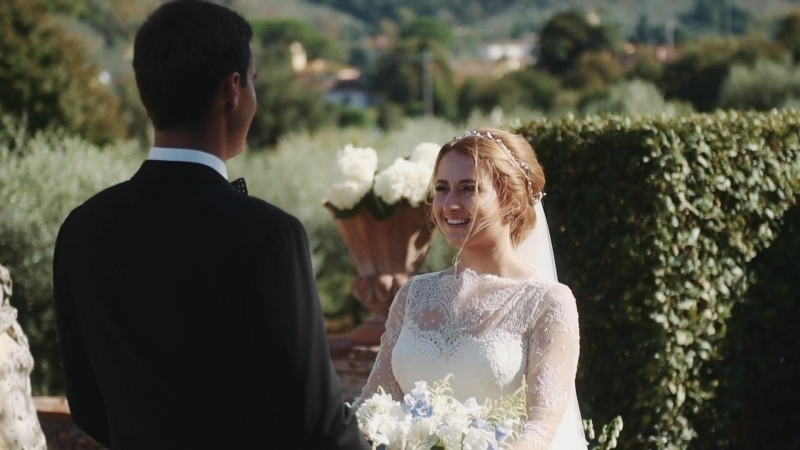 Maxim Anastasia Toscana, Italy About love