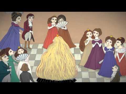 아람세계명작요술램프 23.백조의 호수(한글 애니메이션)