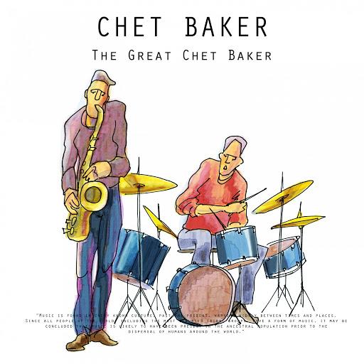 Chet Baker альбом The Great Chet Baker