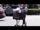 18/06/2018 - Хилари на шоппинге в Bed Bath & Beyond, Студио Сити, ЛА