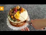 ИДЕАЛЬНЫЙ МОРКОВНЫЙ ТОРТ - рецепт без яиц от Мармеладной Лисицы
