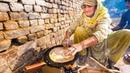 Village Food in Pakistan BIG PAKISTANI BREAKFAST in Rural Punjab Pakistan