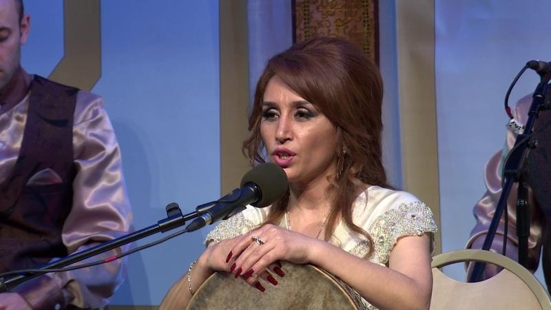 Elnare Abdullayeva-Cahildim dünyanın rənginə Neşet Ertaş (Muqam-Meqami 2016 Saray konserti)...