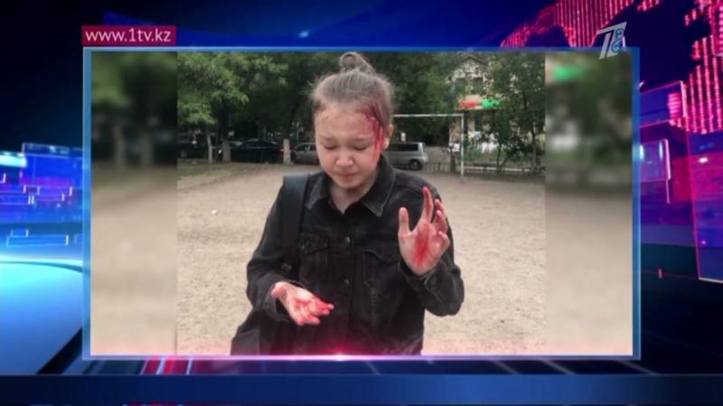 45-летняя женщина избила 13-летнюю девочку на детской площадке