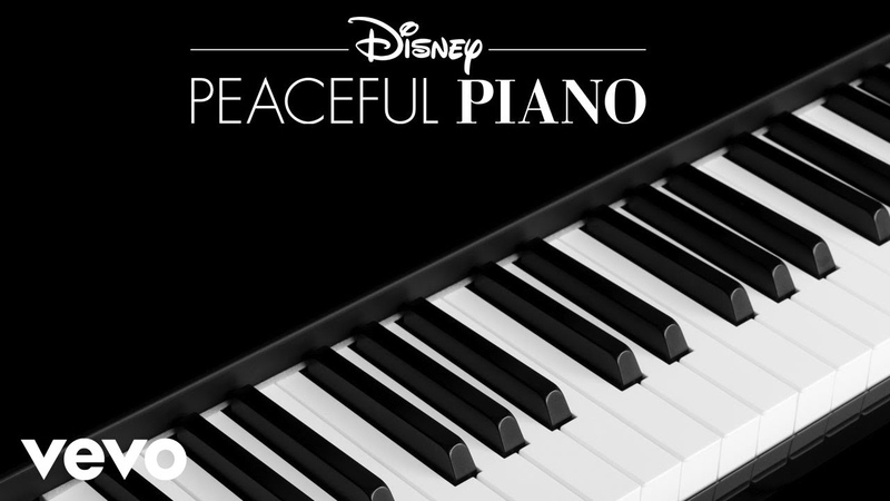 Disney Peaceful Piano - A Dream Is a Wish Your Heart Makes (Audio Only)