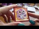 Вышивка бисером магнит от Абрис Арт обзор готовая работа и впечатления