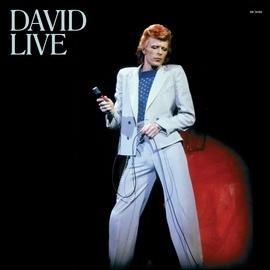David Bowie альбом David Live