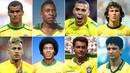 Os 8 MAIORES Artilheiros da Seleção Brasileira