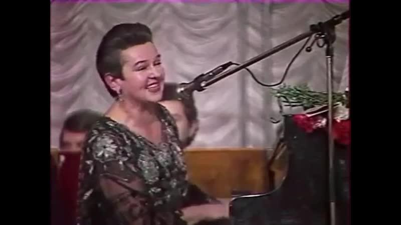 Людмила Лядова - песня Чудо-песенка 1985 год