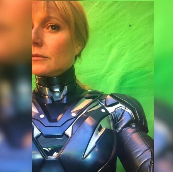 пеппер поттс получит супергеройский костюм в «мстителях 4» в четвертой части «мстителей» создатели обещают показать много новых костюмов главных героев. один из них, по слухам, может примерить