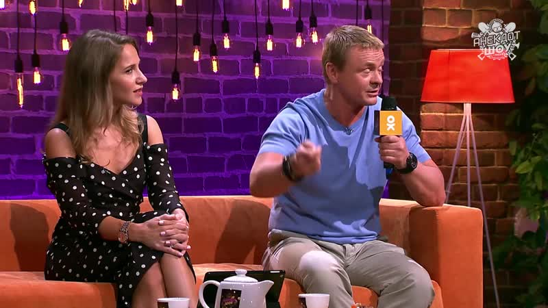 Анекдот шоу Владимир Сычев пациентка гинеколога