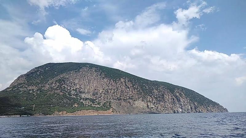 Часть 2 Гурзуф, Адалары, Аю-Даг (июль 2018, Крым).