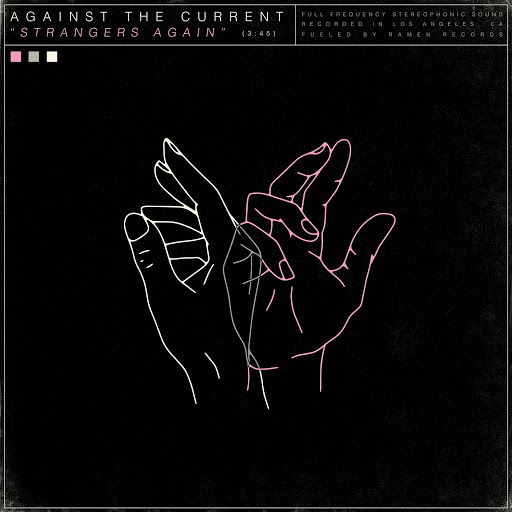 Against the Current альбом Strangers Again