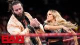Trish Stratus interrupts Elias Raw, Aug. 27, 2018