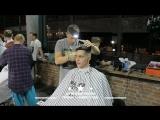 OldBoy Ден занял второе место на BarberFestUral