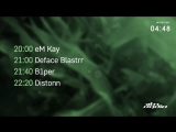eM Kay Deface Blastrr, B1per and Distonn - Live @ Integration Bass Addiction (11.07.2018)