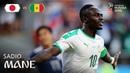 Sadio MANE Goal − Japan v Senegal