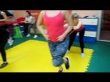BodyFix тренировка в парах. Фитнес-зал