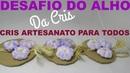 DESAFIO DO ALHO DA CRIS ft Simone Braga