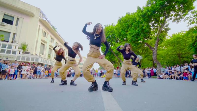 [ KPOP PUBLIC CHALLENGE ] 4MINUTE(포미닛) - Hate (싫어) Crazy (미쳐) Dance Cover from Vietnam