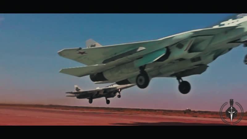 Истребитель Су 57 ПАК ФА