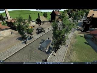 [Stepan Xolera] Деревянный паровоз! - ч1 Transport Fever