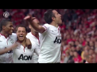 Голы Робина ван Перси в Манчестер Юнайтед (2012-13)