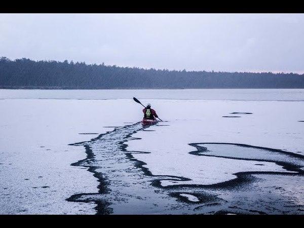 2017 Каякинг - Тёплые озёра. Муравьёвская низменность / Sea kayak Russia