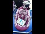 Электронные качели Jetem Breeze для новорожденных