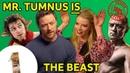 Mr. Tumnus is The Beast?! James McAvoy Anya Taylor-Joy on Glass's big twist 😉