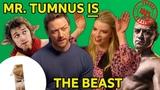 Mr. Tumnus is The Beast! James McAvoy &amp Anya Taylor-Joy on Glass's