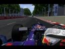 AMS Баку 1.39.548.RedBull F1 2013