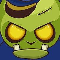 Zombie Invasion - Раздави Их!