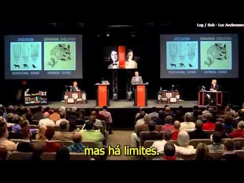 Debate Bill Nye Evolução X Ken Ham Criação COMPLETO LEGENDADO