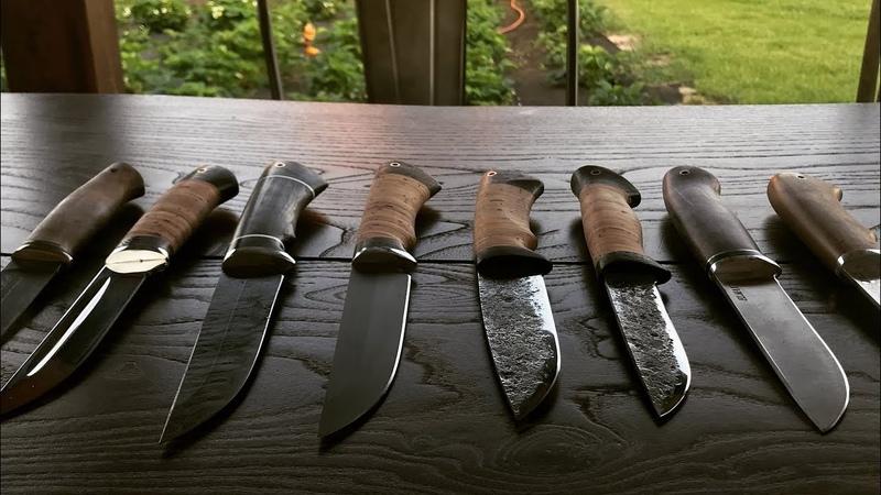 Какую сталь выбрать рейтинг ножевых сталей