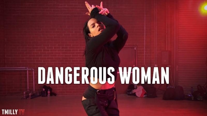 Ariana Grande Dangerous Woman Dance Choreography by Jojo Gomez